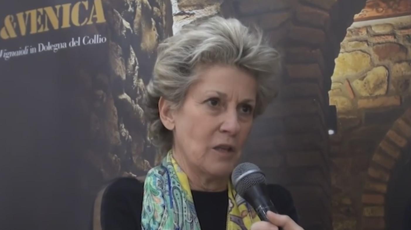 INIZIATIVE – Vini famosi, la produttrice Ornella Venica a Castelpetroso