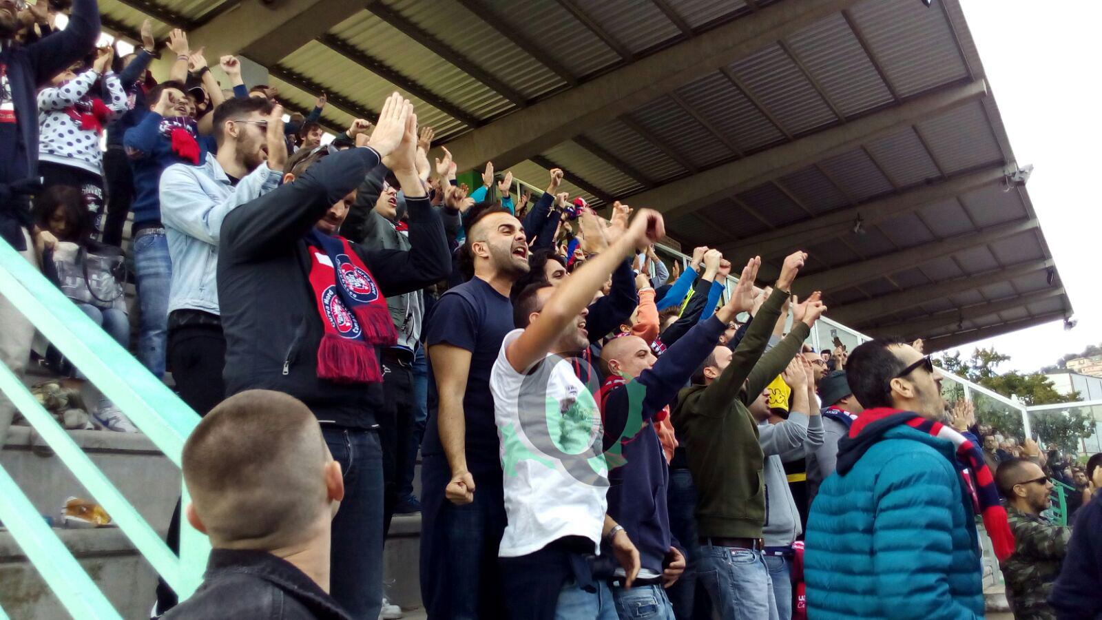 Lupi, pari pesante a Castelfidardo: 2-2 nel recupero