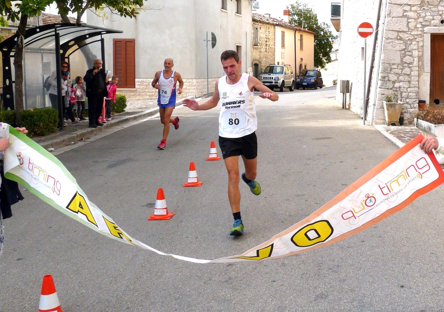 Runners Termoli sugli scudi nel fine settimana