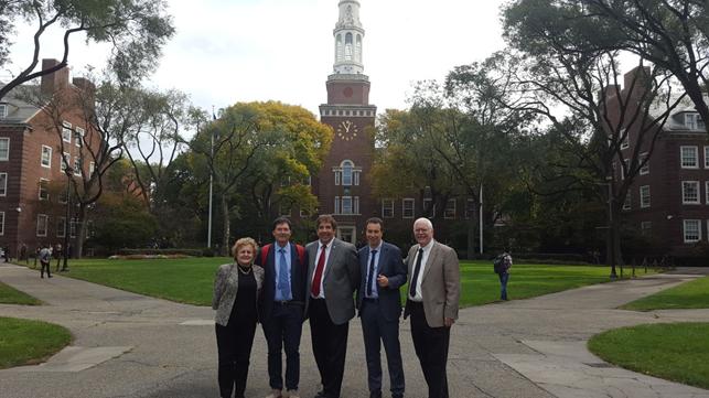 Unimol sbarca negli Usa: accordo preliminare per mobilità e scambi studenteschi con il Brooklyn College