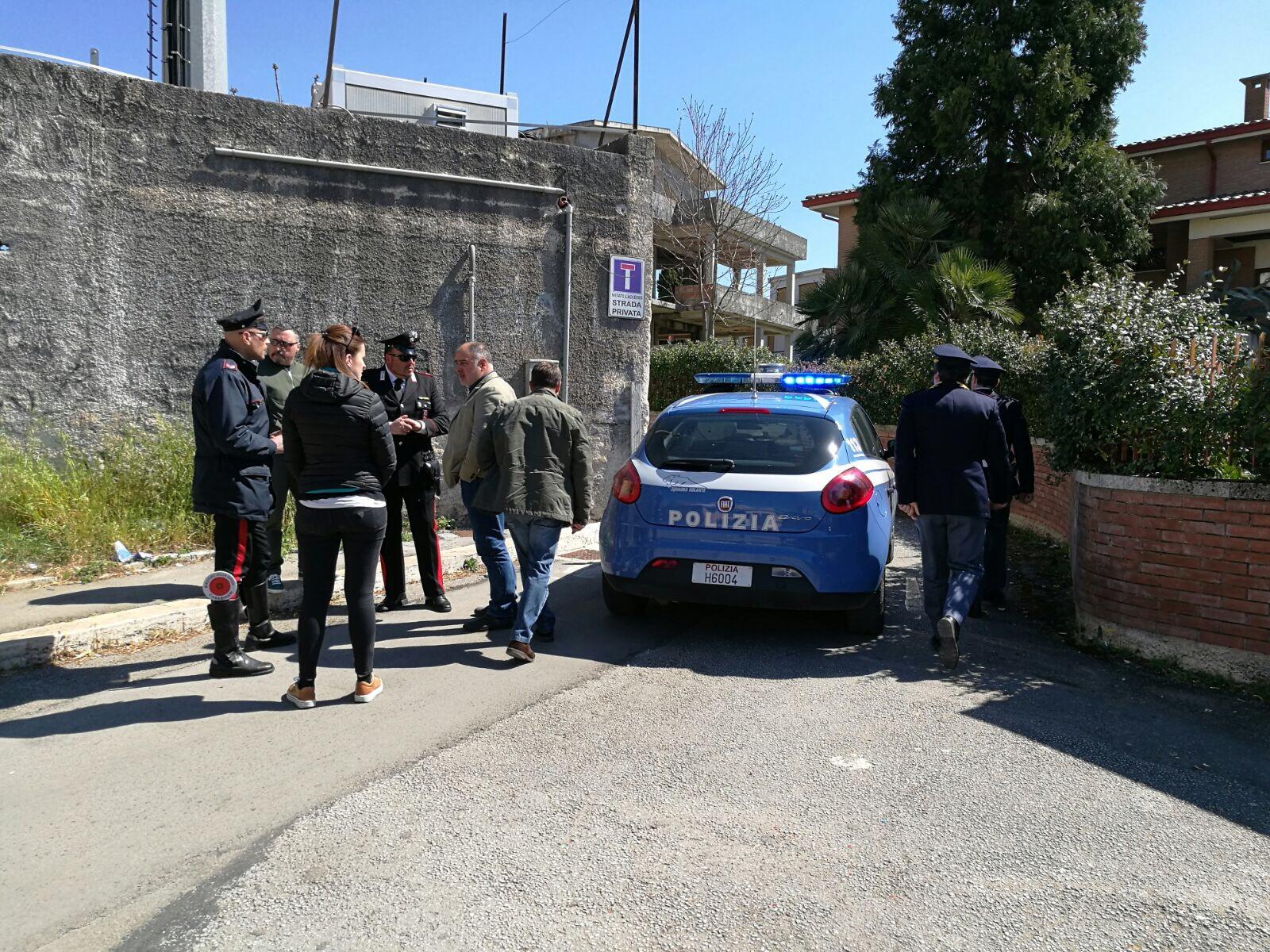 Blitz della Polizia a Isernia, due migranti-spacciatori portati in questura