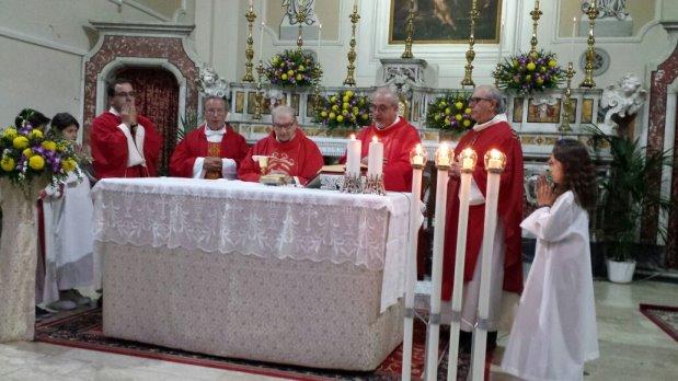 INIZIATIVE – Messa in diretta streaming alla parrocchia di Santa Caterina a Pozzilli