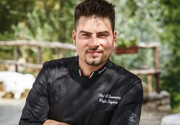 EVENTI – Stefano Rufo, lo chef di Castelnuovo al Volturno all'Italian Tour