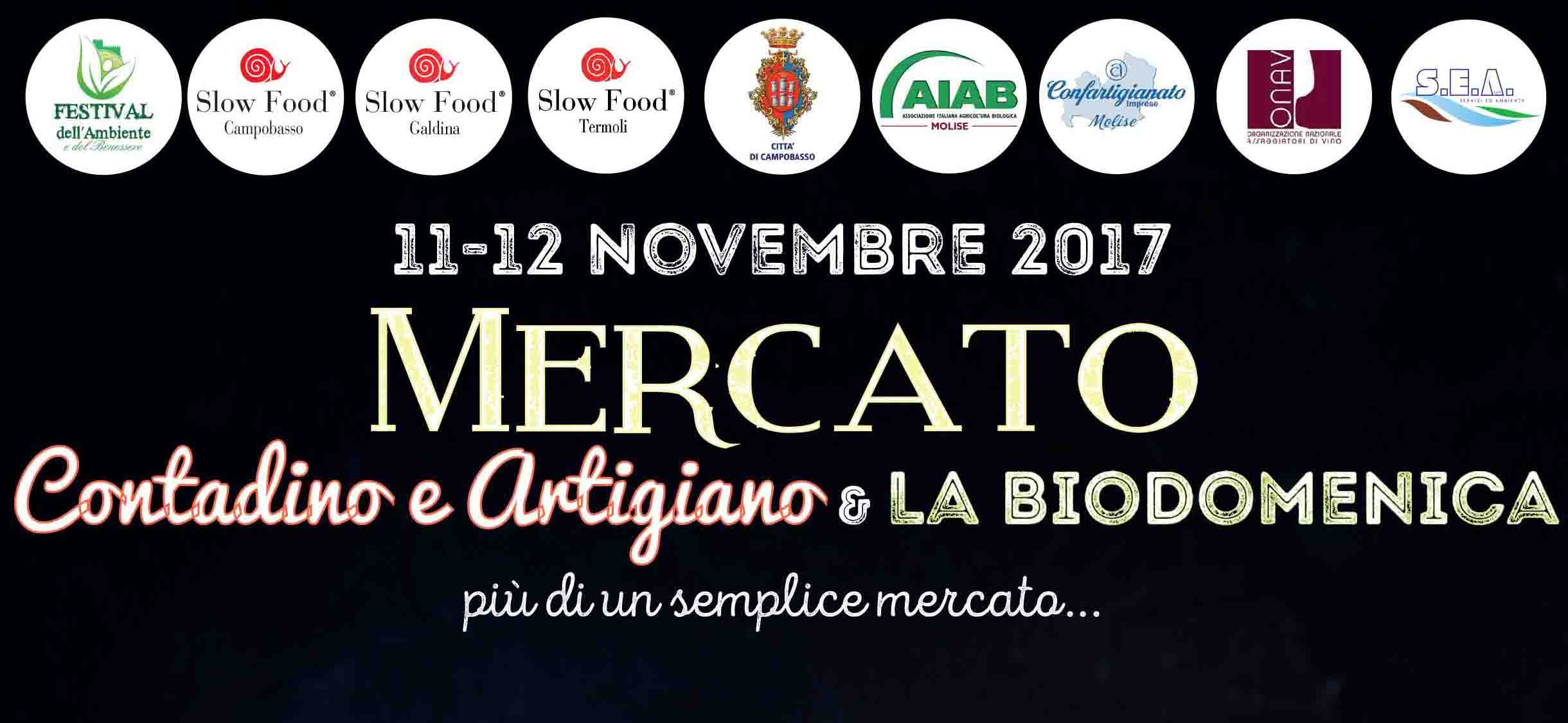 Promuovere stili alimentari sostenibili, a Campobasso la Biodomenica
