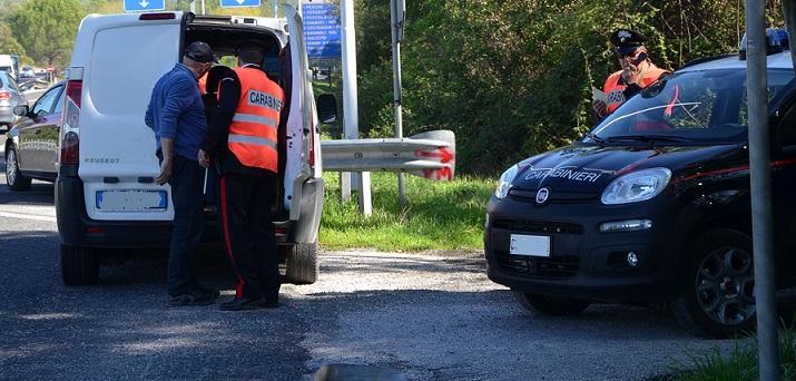 Controlli dei Carabinieri, rimpatriati due pregiudicati tunisini
