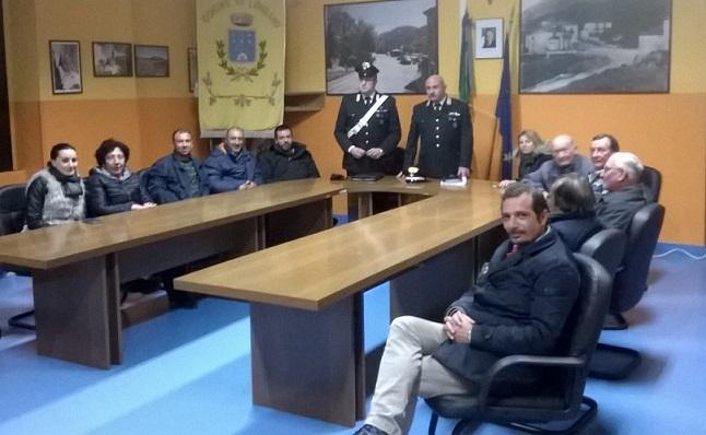 Prevenire le truffe, ciclo di incontri con i Carabinieri di Venafro