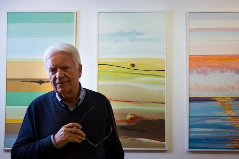 EVENTI – L'artista molisano Antonio Corbo alla Alviks Bibliotek di Stoccolma