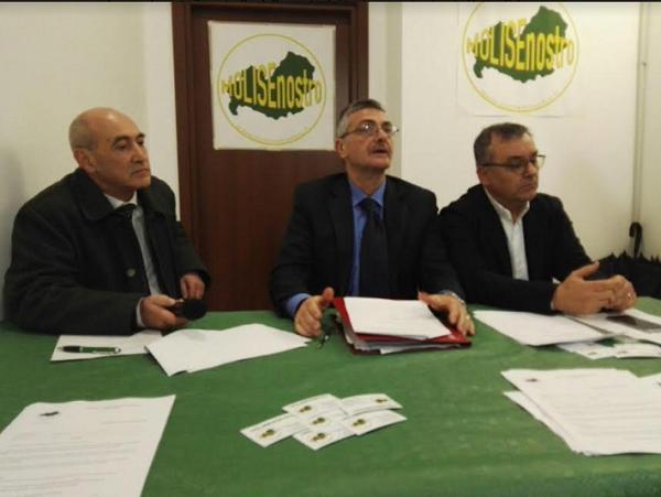 """Nasce l'associazione civica 'VenafroNostr@"""""""
