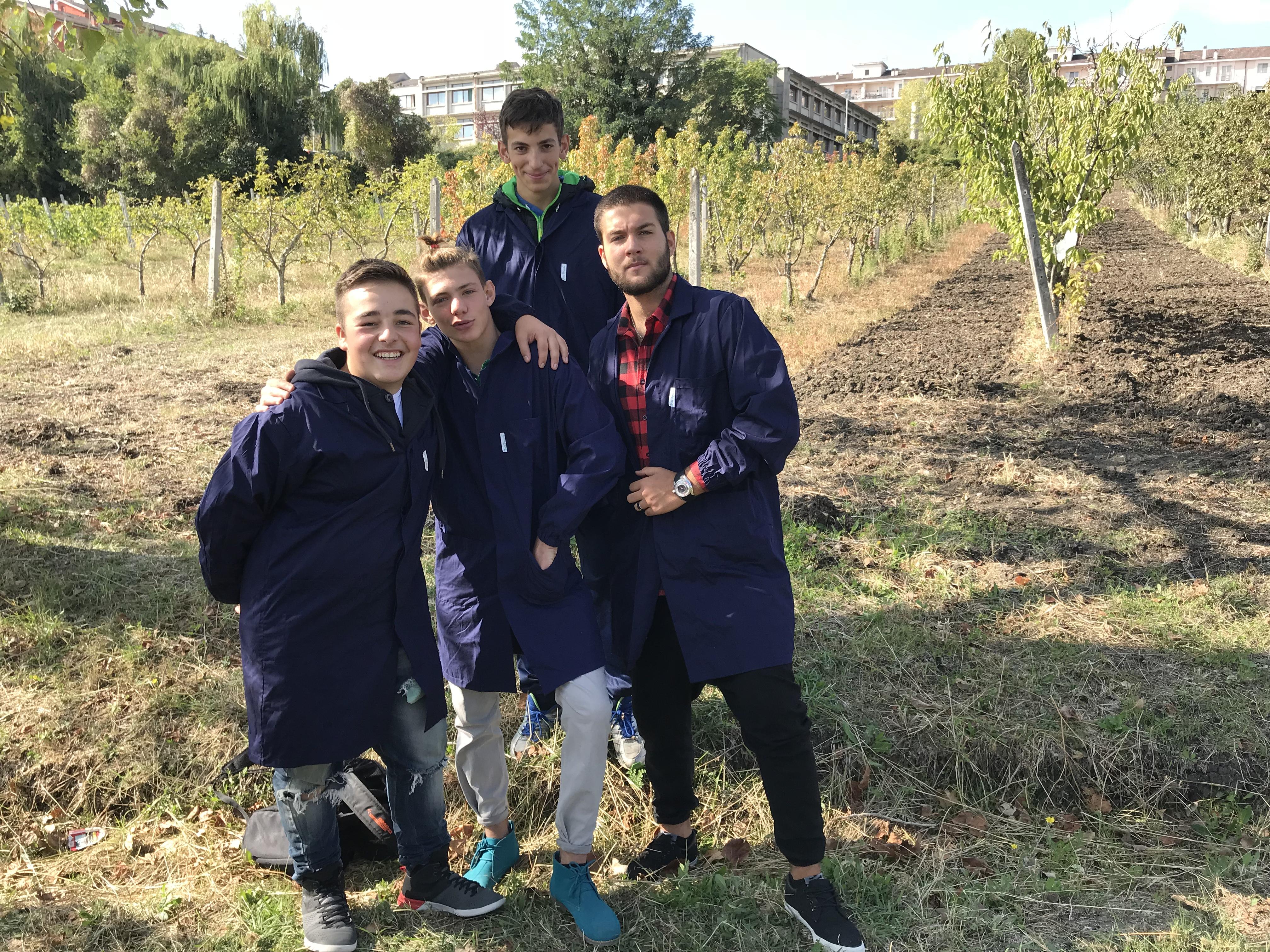 """INIZIATIVE – Il progetto Erasmus Plus dell'Istituto Superiore """"L. Pilla"""" di Campobasso: go green!"""