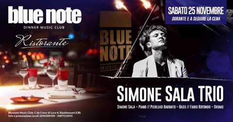 EVENTI – Il week end del Blue Note: Food&Music