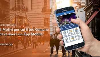 INIZIATIVE – L'App del Comune di Campodipietra creata dall'azienda 'Webapp srl'