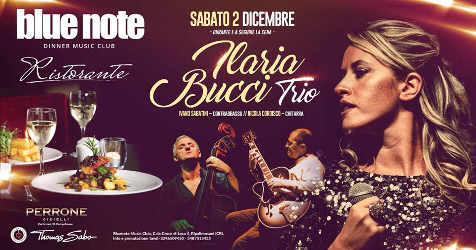EVENTI – Blue Note, Music-Food&Fashion