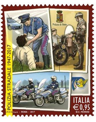 Festeggiati i 70 anni della Polizia Stradale