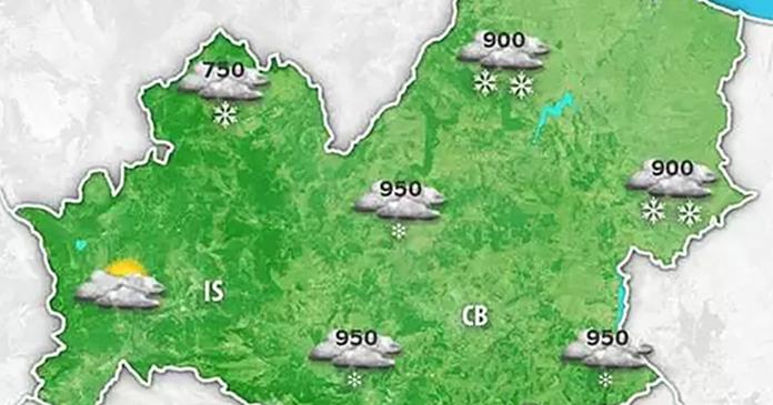 Inizia l'inverno meteorologico: l'azione artica si farà sempre più incisiva