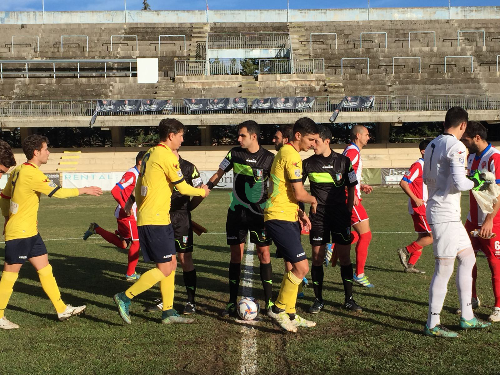 Serie D. Tonfo interno del Campobasso, vince l'Agnonese (risultati e classifica)
