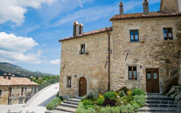 Borgo Tufi, premiazione Hombres Itinerante