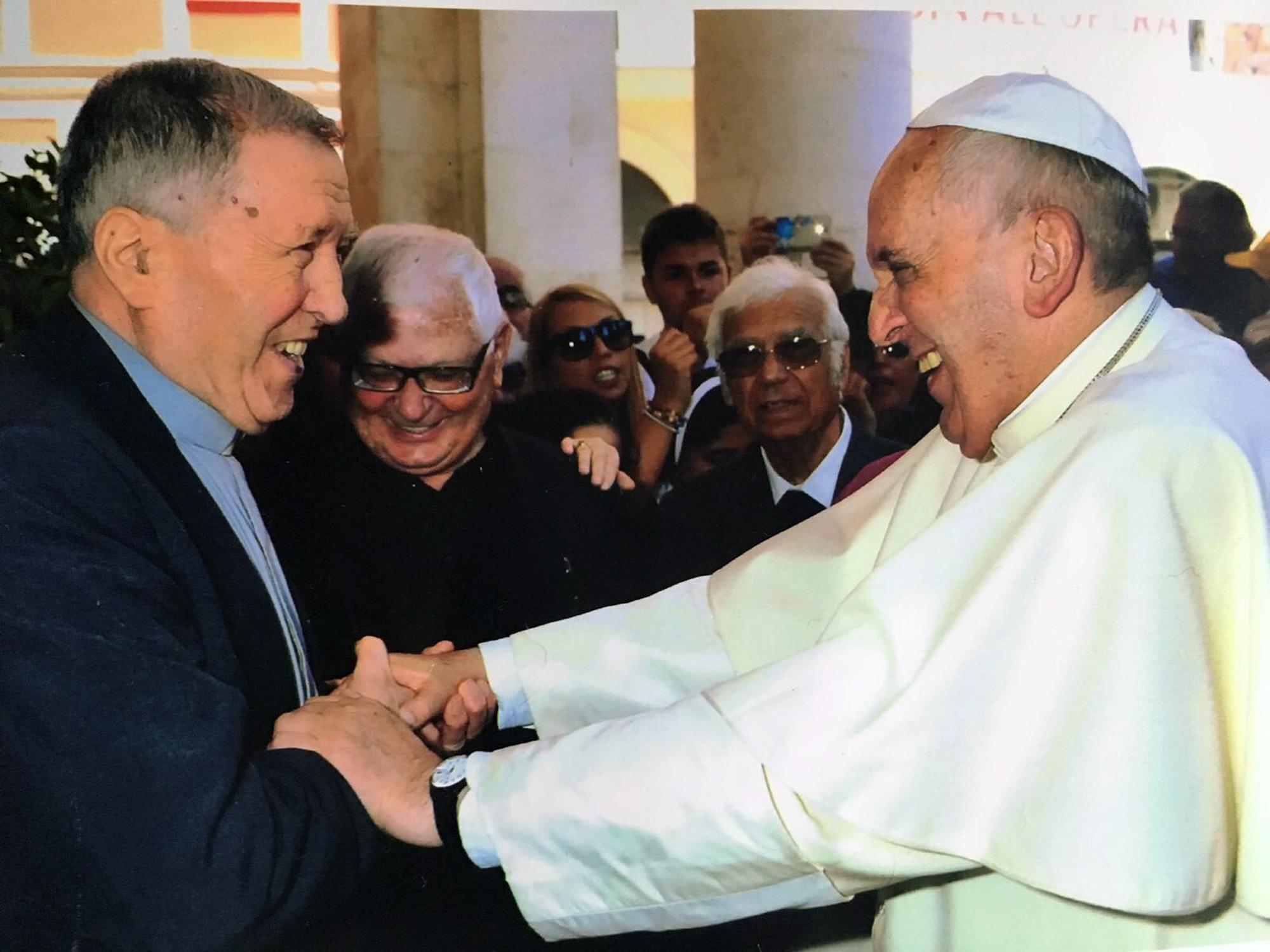 Don Francesco Lanese, si è spento lo storico parroco di Oratino