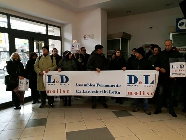 Emergenza occupazione, nasce l'Assemblea Permanente degli ex Lavoratori in Lotta