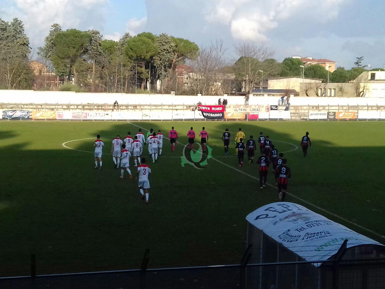 Calcio, serie D: Jesina – Campobasso (LA DIRETTA)