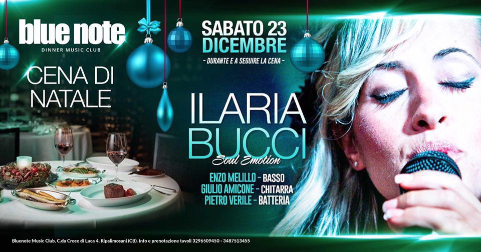 EVENTI – Blue Note e la magia del Natale