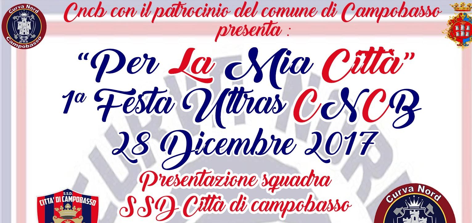 Al Pala Selvapiana la prima festa Ultras della 'Nord' e presentazione della squadra rossoblù