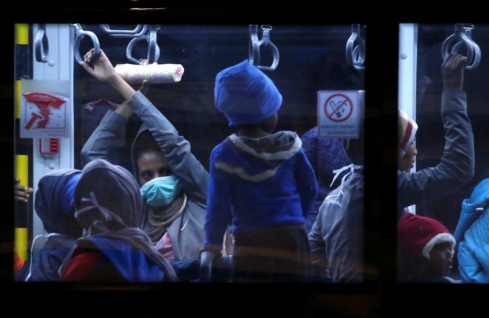 15 migranti dalla Libia ospiti in basso Molise per un Natale al sicuro