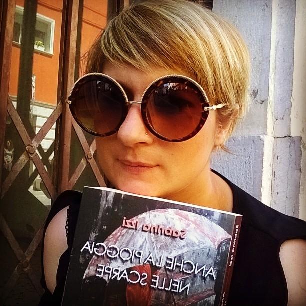 CULTURA – Sabrina Izzi emoziona la platea con il suo romanzo