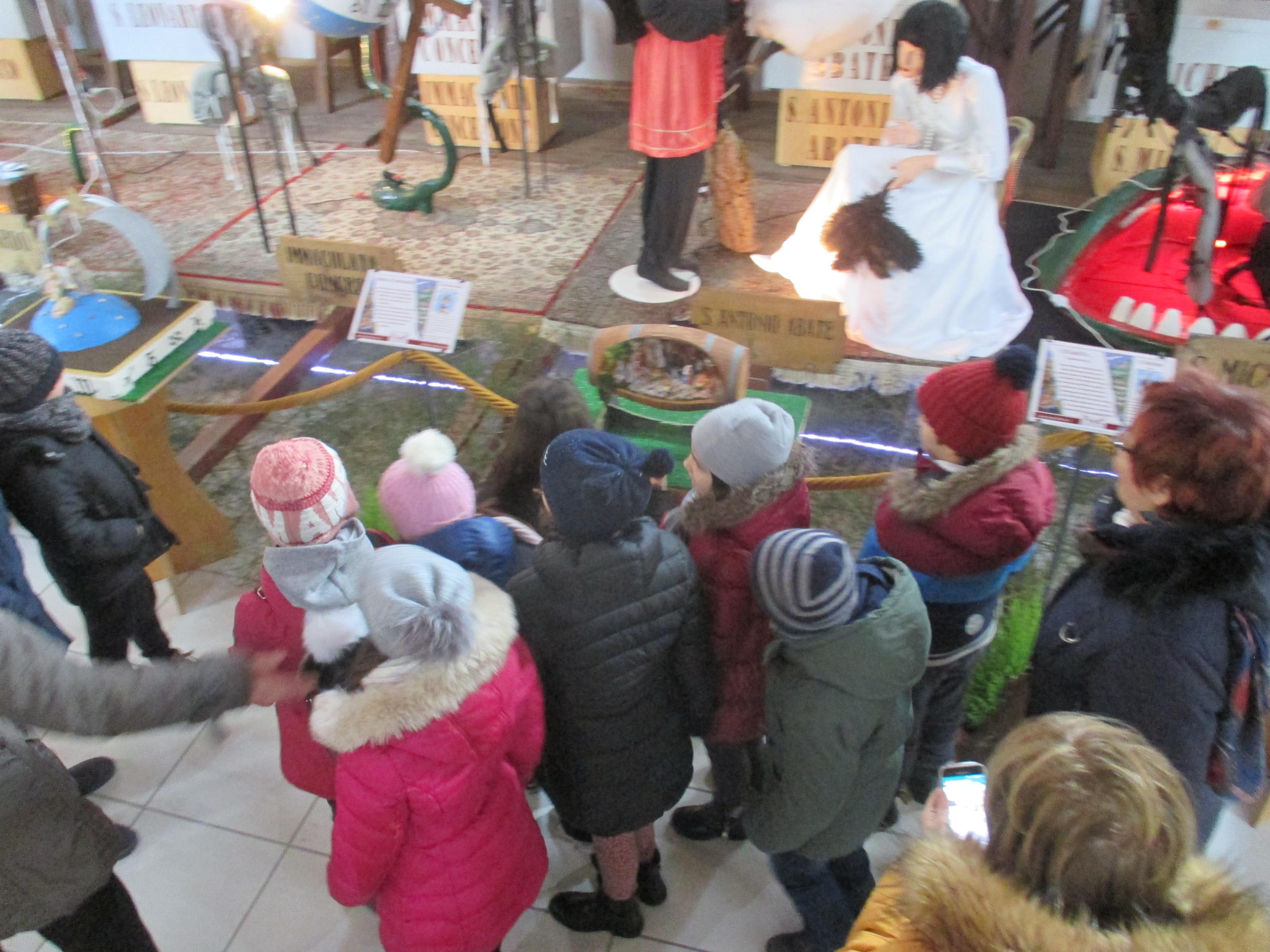'I Misteri del Natale', boom di visitatori per la mostra dei Presepi al Museo degli Ingegni