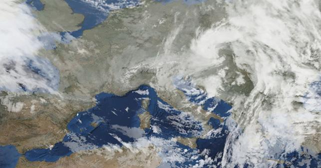 METEO IN MOLISE – San Silvestro: l'incursione artica si allontana, a seguire miglioramento e aumento delle temperature