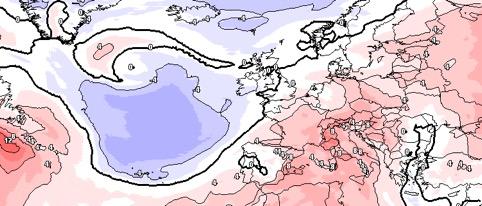 METEO IN MOLISE – Weekend Epifania: previsto aumento delle temperature