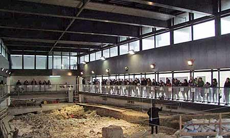 Il Museo Nazionale del Paleolitico in attesa del riconoscimento Unesco