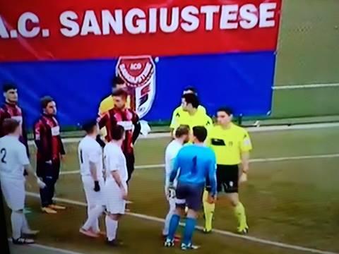 Calcio, serie D: Sangiustese – Campobasso (LA DIRETTA)