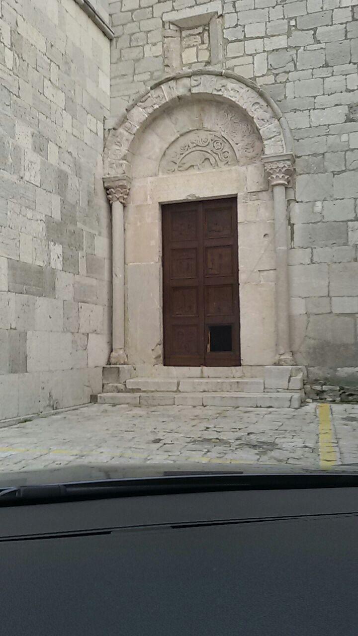 Ferrazzano, saccheggiata la Chiesa Madre