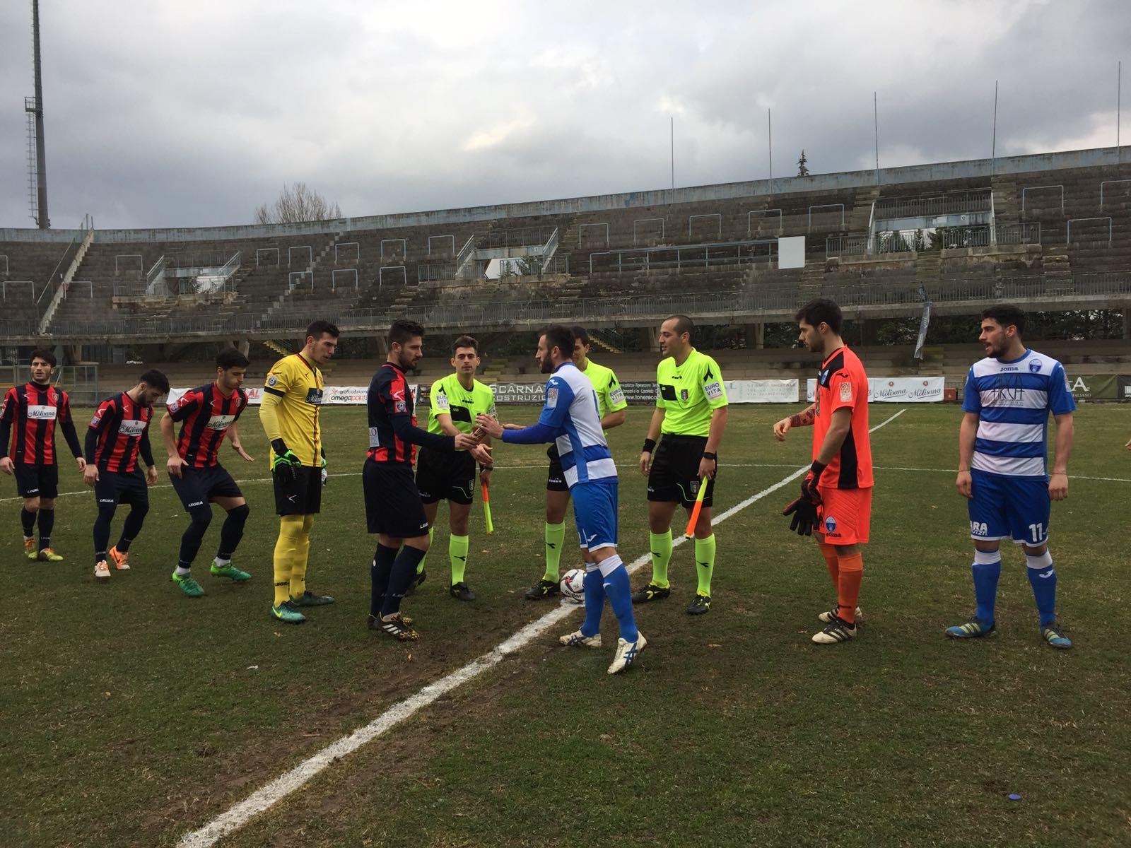 Calcio, serie D: Campobasso – Monticelli (LA DIRETTA)