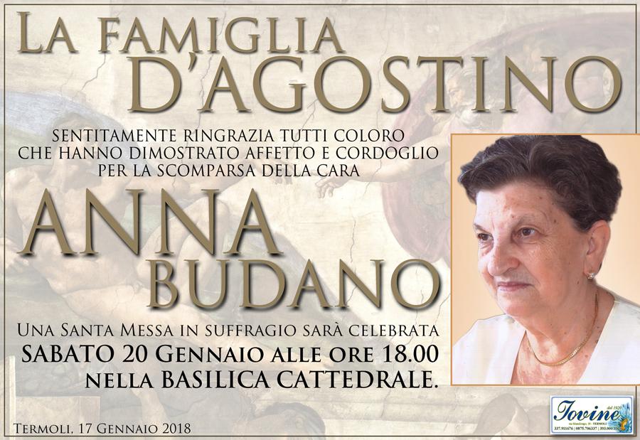 Ringraziamento Famiglia D'Agostino – Termoli