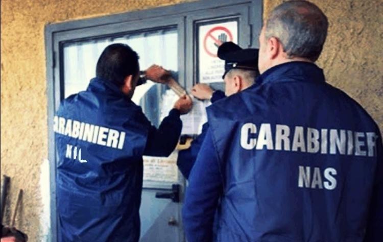 Case di riposo nel mirino dei Carabinieri, irregolarità e denunce