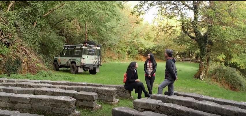 'Una terra chiamata Molise', online la nona puntata del viaggio di Marta e Cris