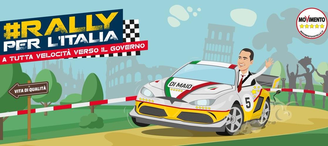 Luigi Di Maio farà tappa in Molise con il 'Rally per l'Italia'