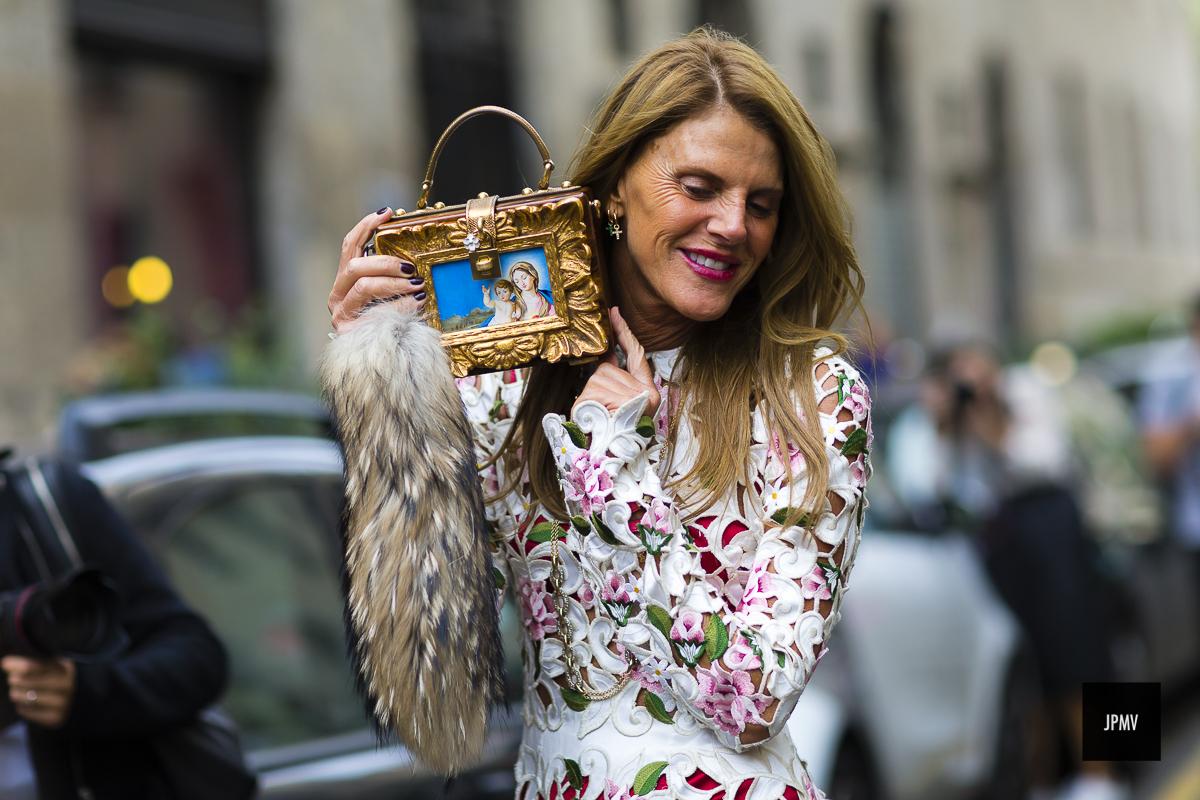 Anna dello Russo: da regina del fashion a madrina degli studenti