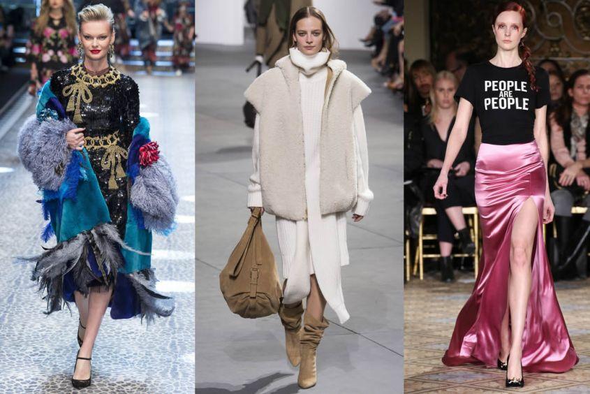 Moda, i capi di tendenza da acquistare con i saldi