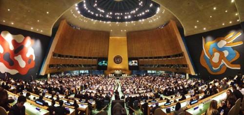 Studenti molisani ambasciatori all'ONU
