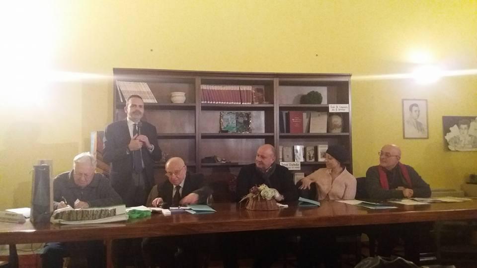 Centro Studi Perazzelli, Vincenzo Di Sabato lascia dopo trent'anni