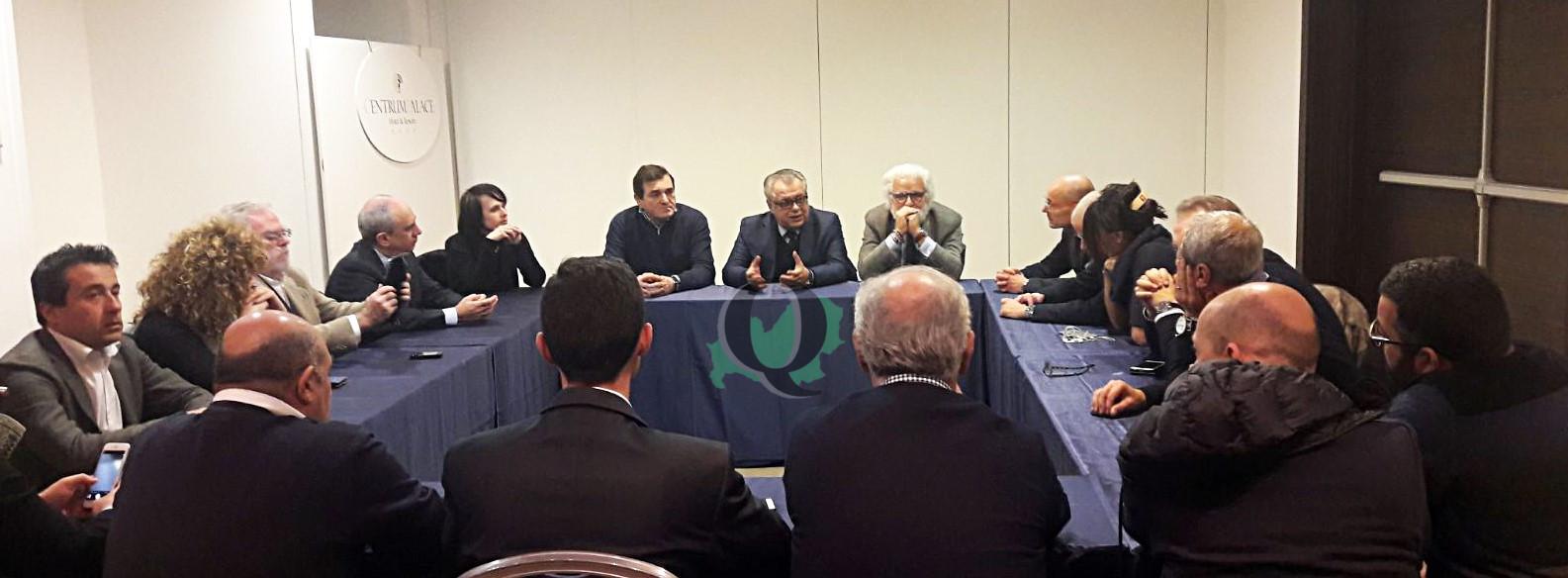 Post candidature Centrodestra in conclave, venerdì la conferenza