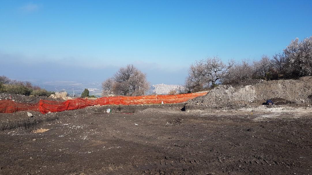 Dagli scavi del metanodotto Larino-Chieti emerge una necropoli