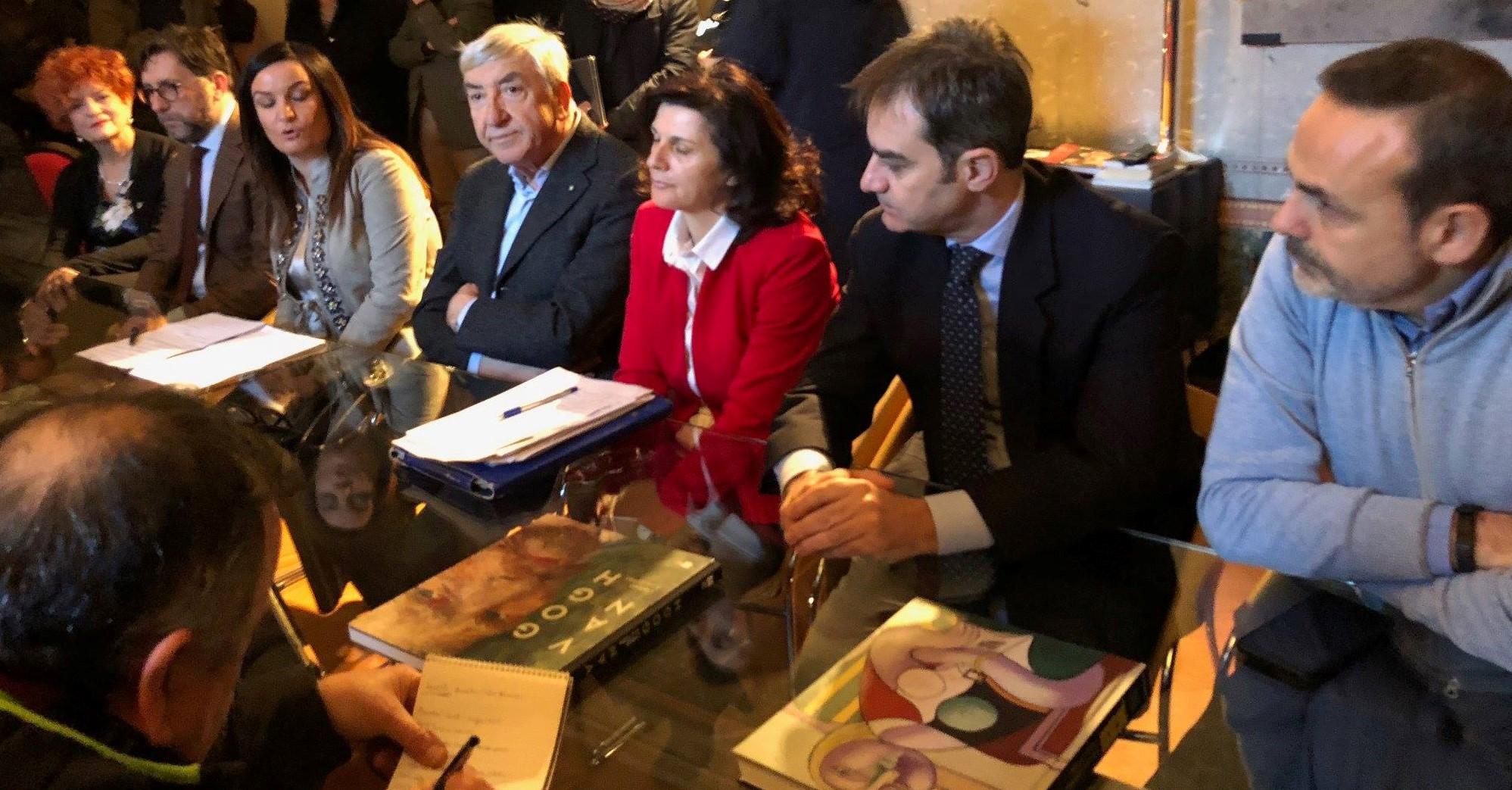 """Il Pd Molise presenta i suoi candidati alle Politiche, Frattura: """"Eleveranno ancor più il livello di rappresentanza"""""""
