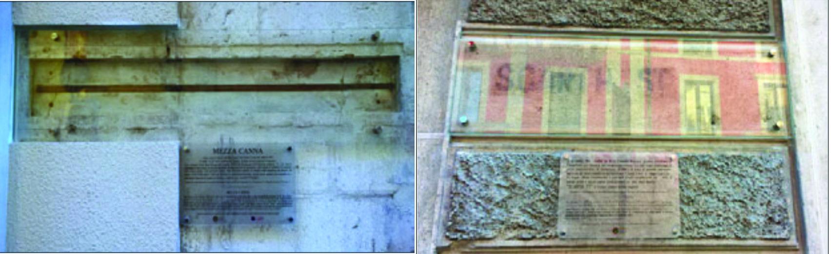 La Mezzacanna e Scarth Street, pezzi di storia 'tirati a lucido' per la consegna ai posteri