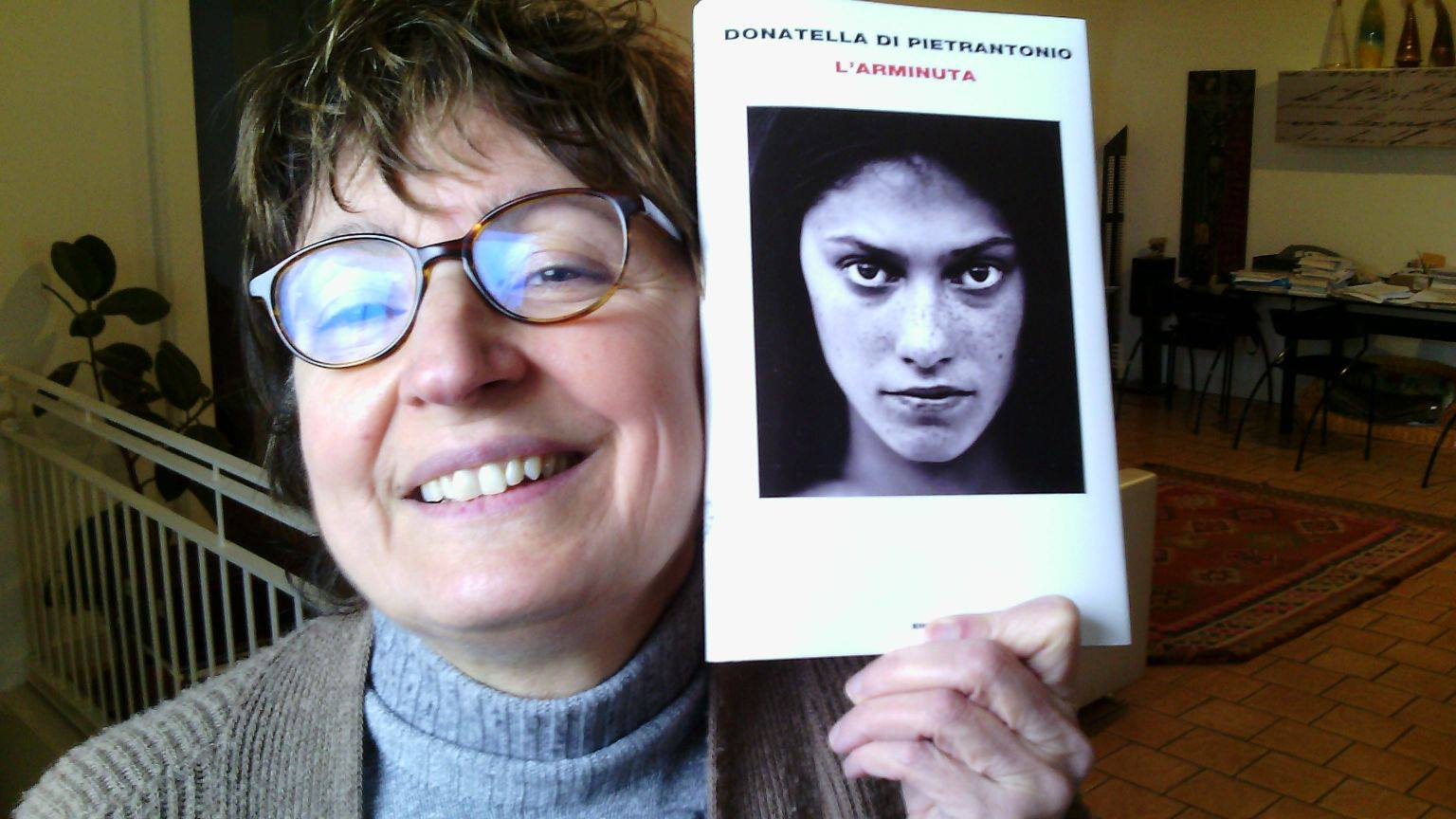 'Ti racconto un libro 2017/2018', appuntamento con il 'Premio Campiello' Donatella Di Pietrantonio