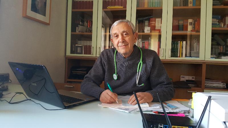 Medici di famiglia, Antonio Tartaglione eletto segretario regionale