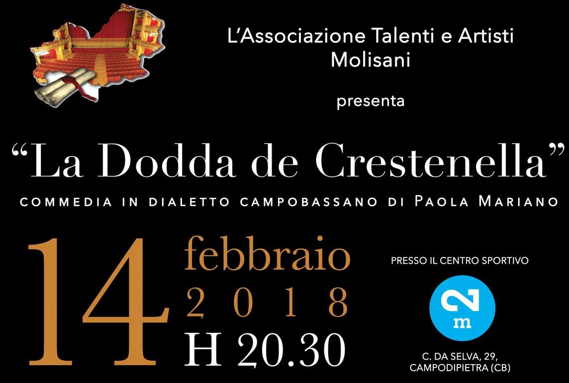 """Talenti ed Artisti Molisani in scena per la """"Mater Orphanorum"""""""