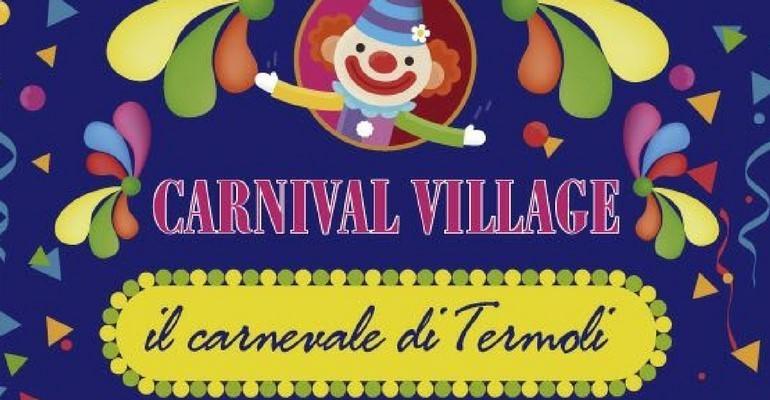"""EVENTI – Carnevale in piazza con maschere, carri e il """"Carneval Village"""""""
